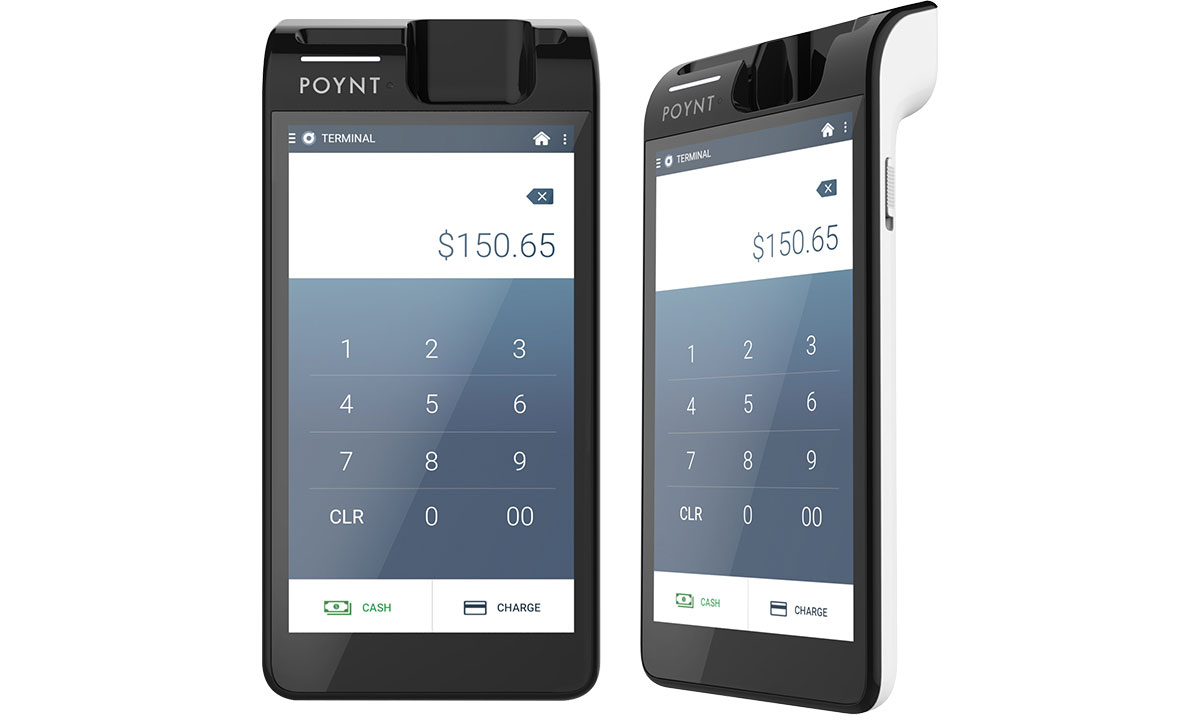 Rapidly Process Payments With a Poynt 5 smart terminal by Elavon